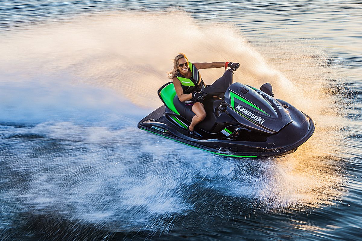 2017 Kawasaki Jet Ski STX-15F in Hampton Bays, New York