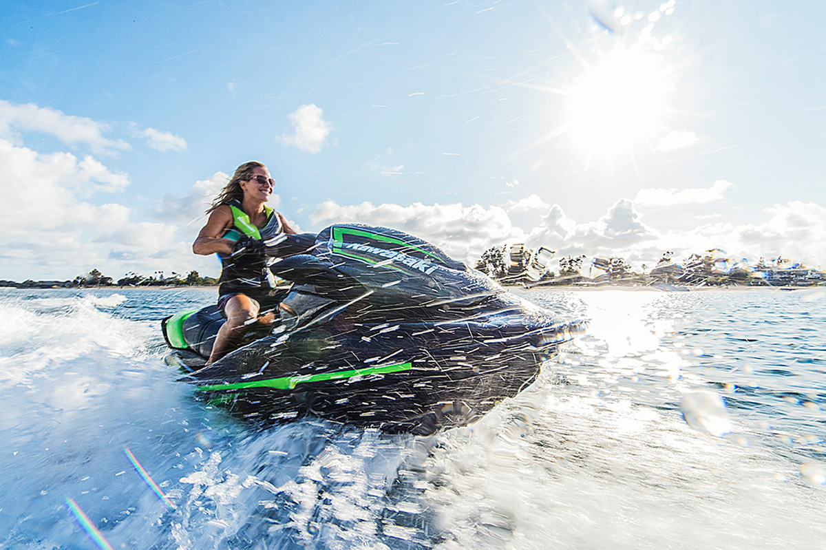 2017 Kawasaki Jet Ski STX-15F in Moses Lake, Washington
