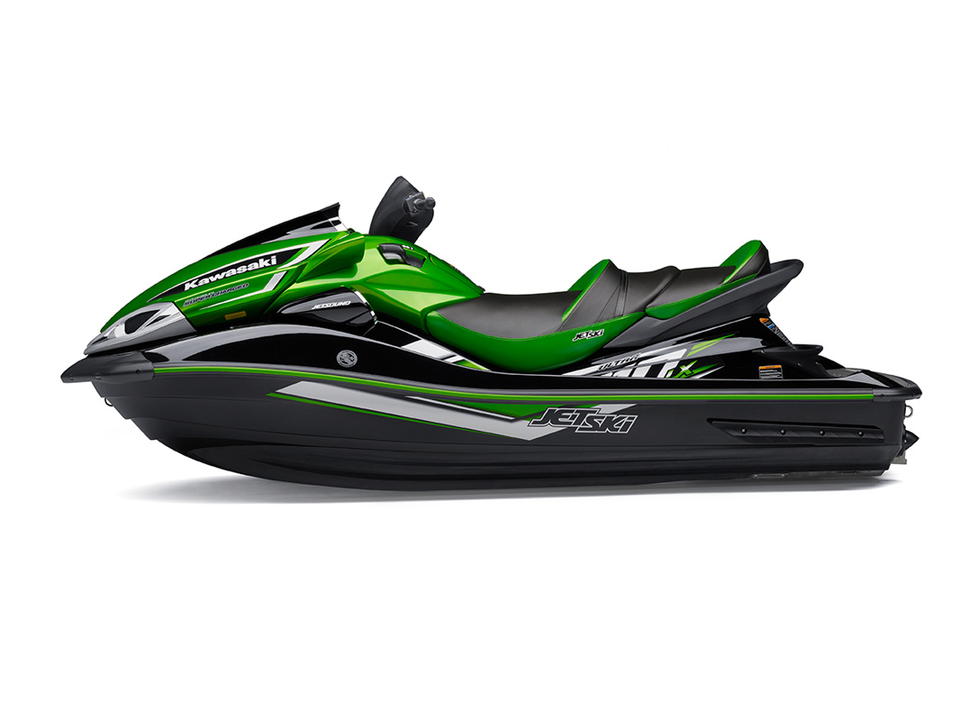 2017 Kawasaki Jet Ski Ultra 310LX in Greenwood Village, Colorado