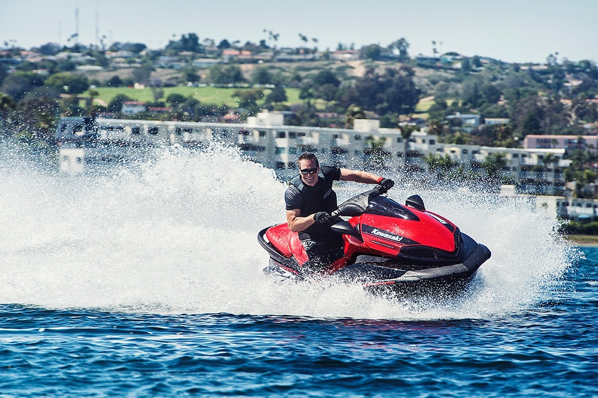 2017 Kawasaki Jet Ski Ultra 310X SE in Moses Lake, Washington
