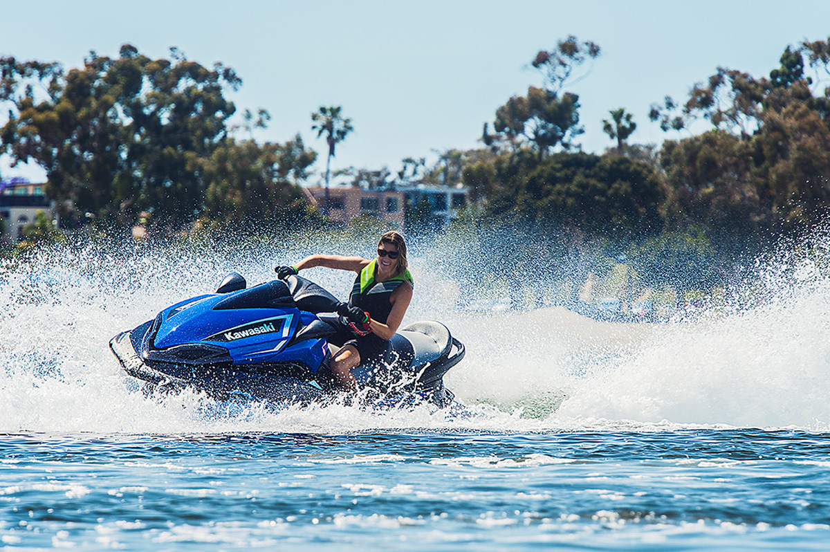 2017 Kawasaki Jet Ski Ultra LX in Pendleton, New York