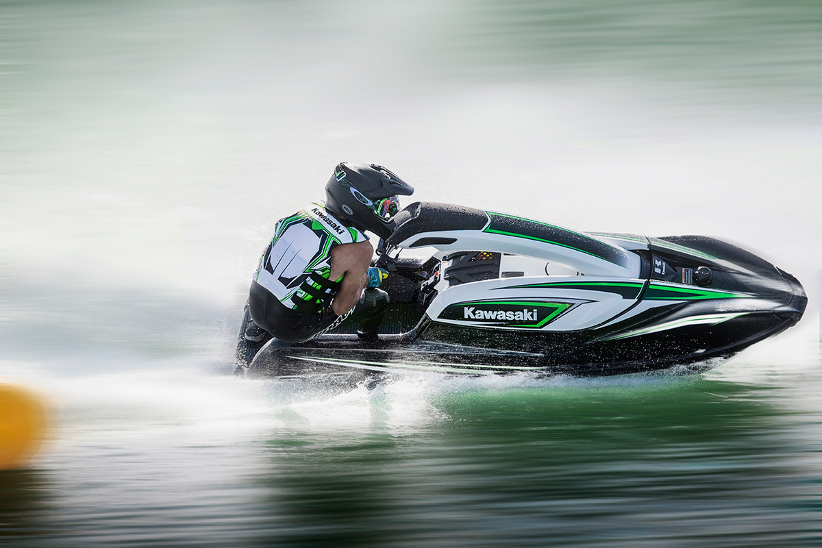 2017 Kawasaki JET SKI SX-R in Mount Pleasant, Michigan