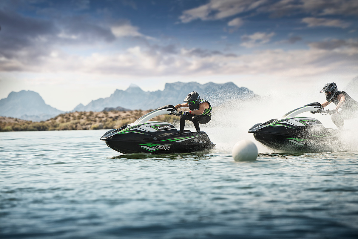 2017 Kawasaki JET SKI SX-R in Hickory, North Carolina