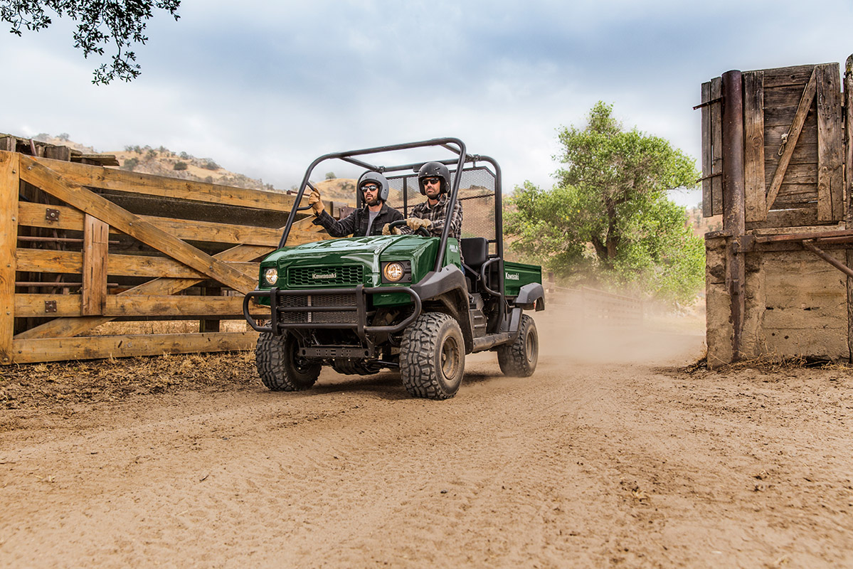 2017 Kawasaki Mule 4000 in Merced, California