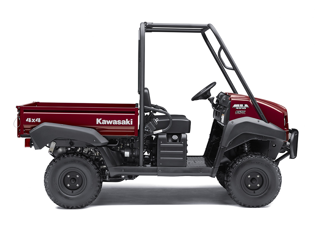2017 Kawasaki Mule 4010 4x4 in Ukiah, California