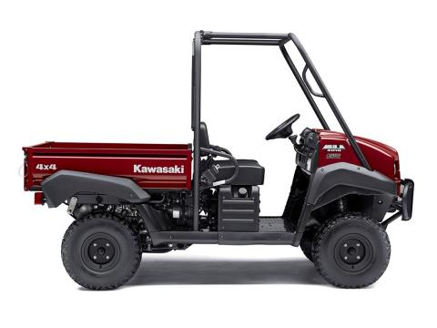 2017 Kawasaki Mule 4010 4x4 in Wilkesboro, North Carolina