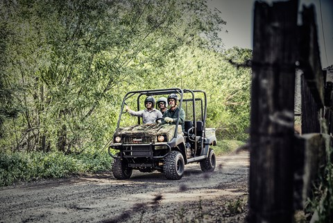 2017 Kawasaki Mule 4010 Trans4x4 in Flagstaff, Arizona