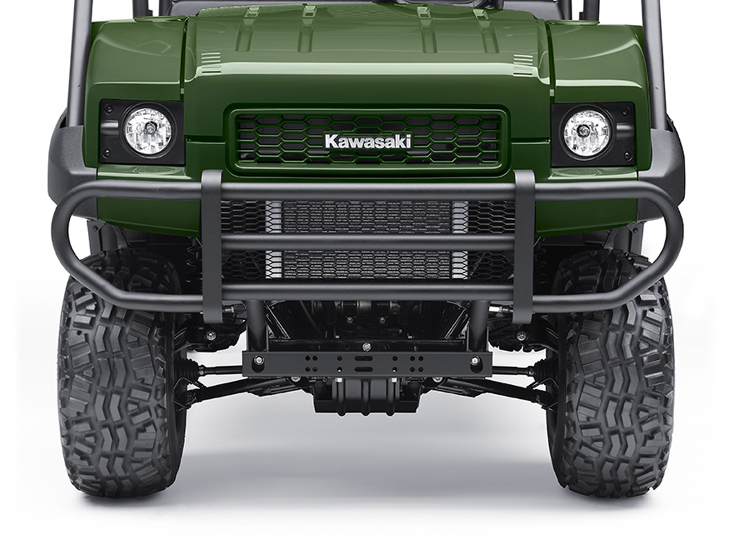 2017 Kawasaki Mule 4010 Trans4x4 in Highland, Illinois