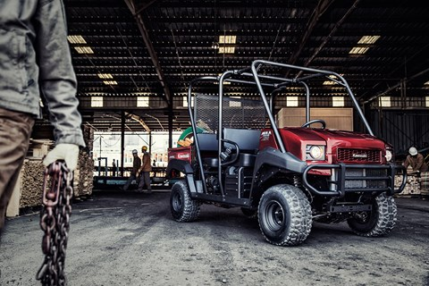2017 Kawasaki Mule 4010 Trans4x4 in Merced, California