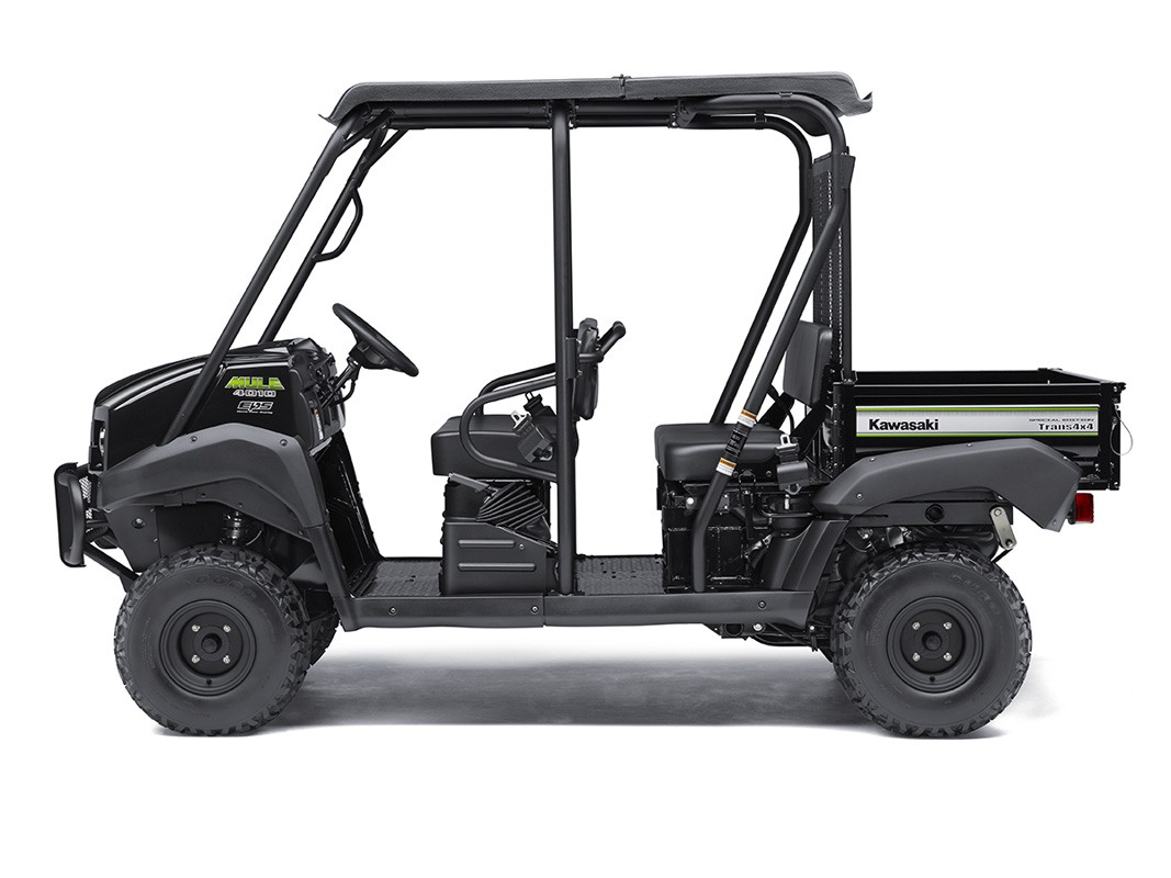 2017 Kawasaki Mule 4010 Trans4x4 SE in South Paris, Maine