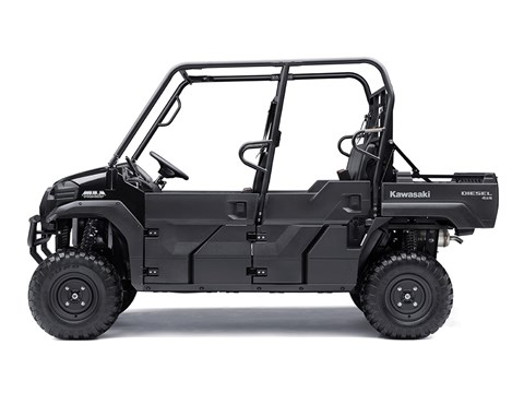 2017 Kawasaki Mule PRO-DXT Diesel in Colorado Springs, Colorado