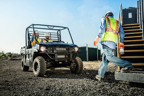 2017 Kawasaki Mule PRO-DX Diesel in Northampton, Massachusetts