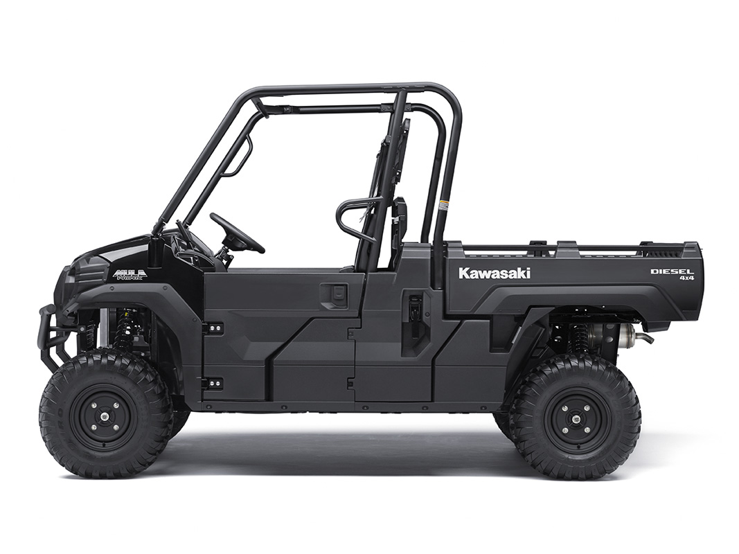 2017 Kawasaki Mule PRO-DX Diesel in Asheville, North Carolina