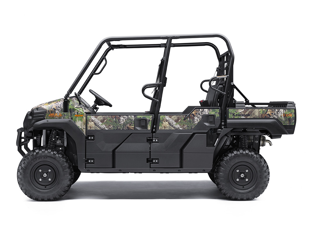 2017 Kawasaki Mule PRO-FXT EPS Camo in Highland, Illinois