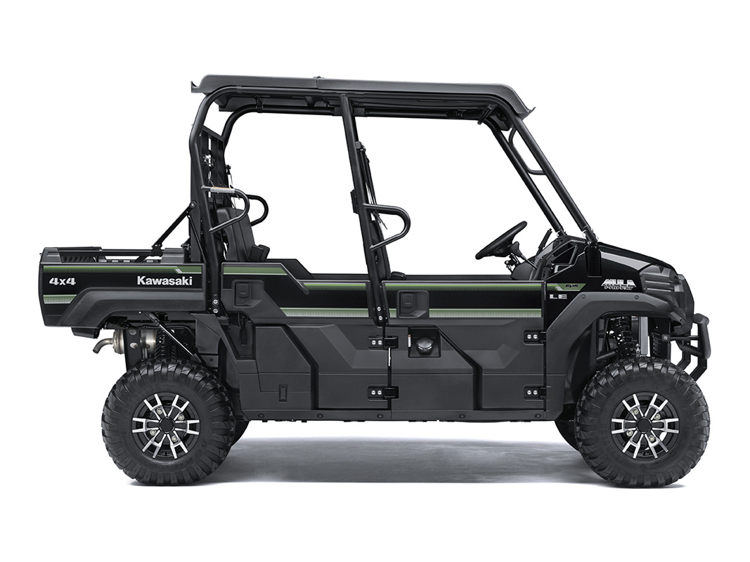 2017 Kawasaki Mule PRO-FXT EPS LE in Northampton, Massachusetts