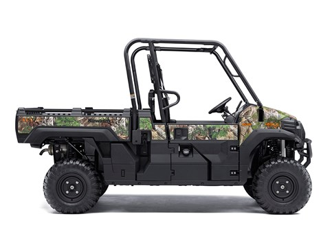 2017 Kawasaki Mule PRO-FX EPS Camo in Baldwin, Michigan