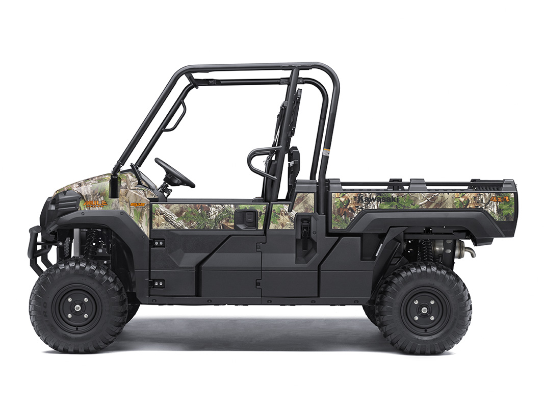 2017 Kawasaki Mule PRO-FX EPS Camo in Hollister, California