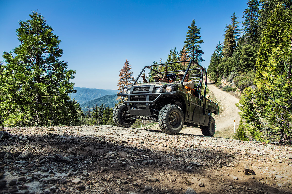 2017 Kawasaki Mule PRO-FX EPS Camo in Escondido, California