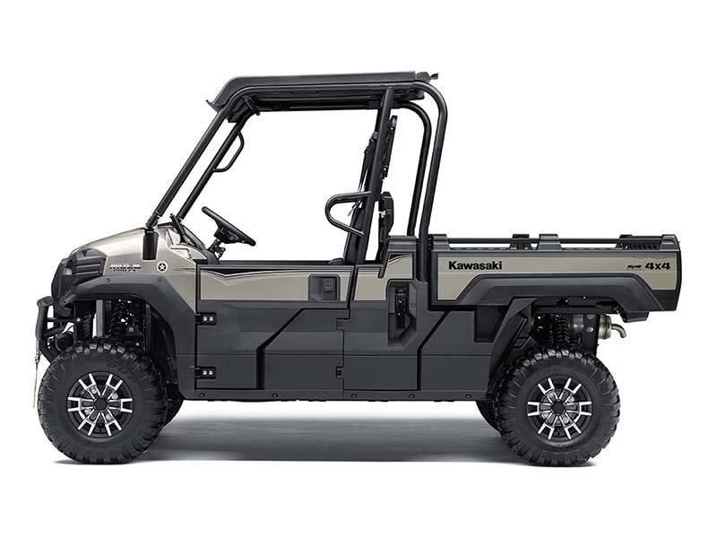 2017 Kawasaki Mule PRO-FX Ranch Edition in Springfield, Ohio