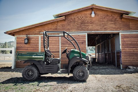 2017 Kawasaki Mule SX in Wilkesboro, North Carolina