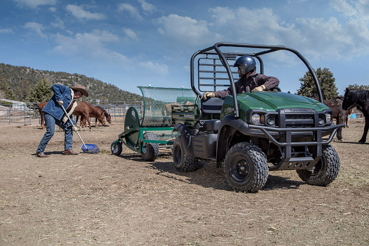 2017 Kawasaki Mule SX in Yuba City, California