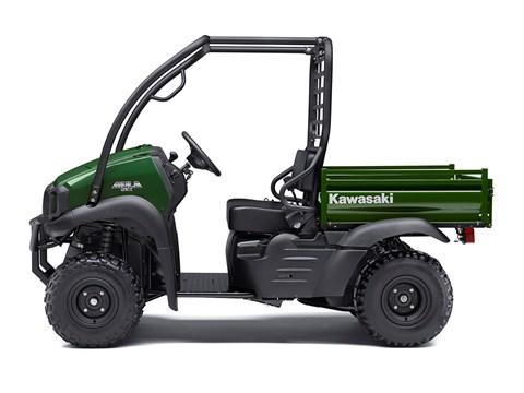 2017 Kawasaki Mule SX in Chanute, Kansas