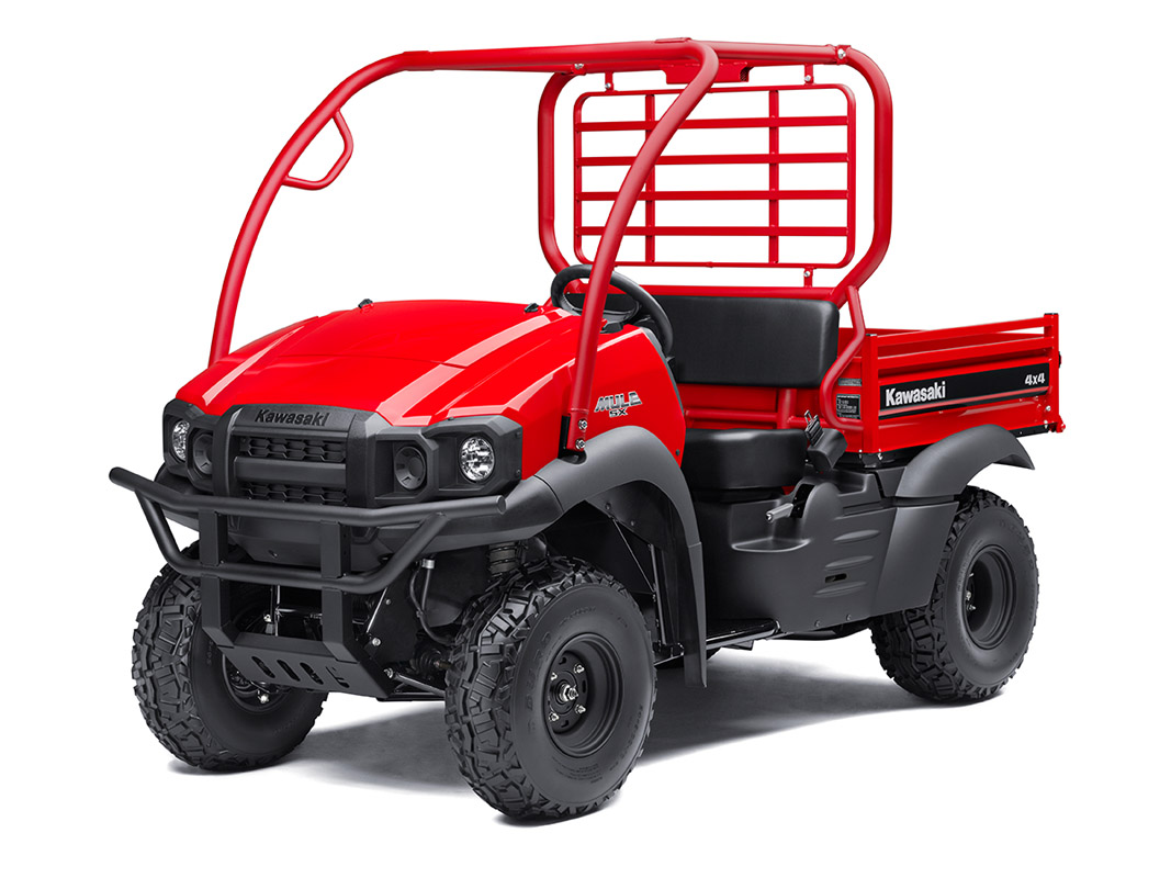 2017 Kawasaki Mule SX 4x4 SE in Dallas, Texas