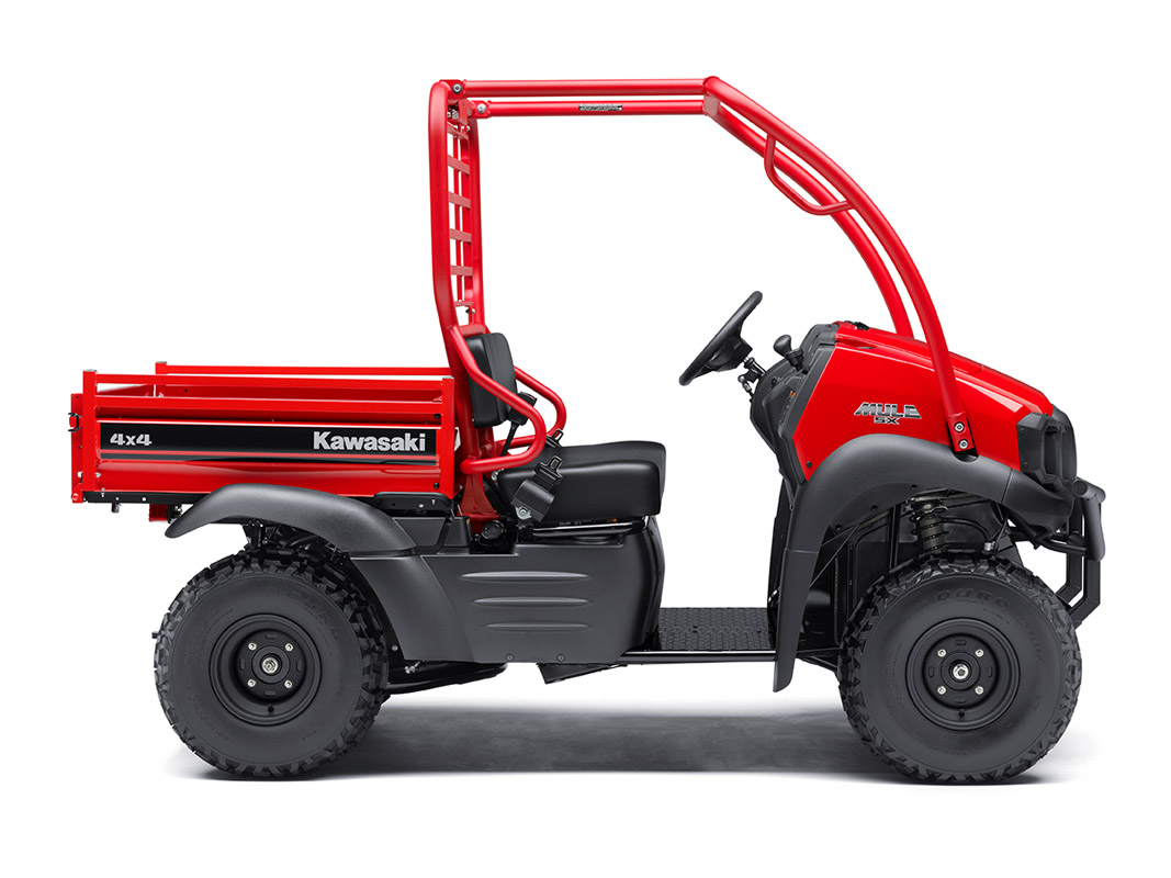 2017 Kawasaki Mule SX 4x4 SE in Hollister, California