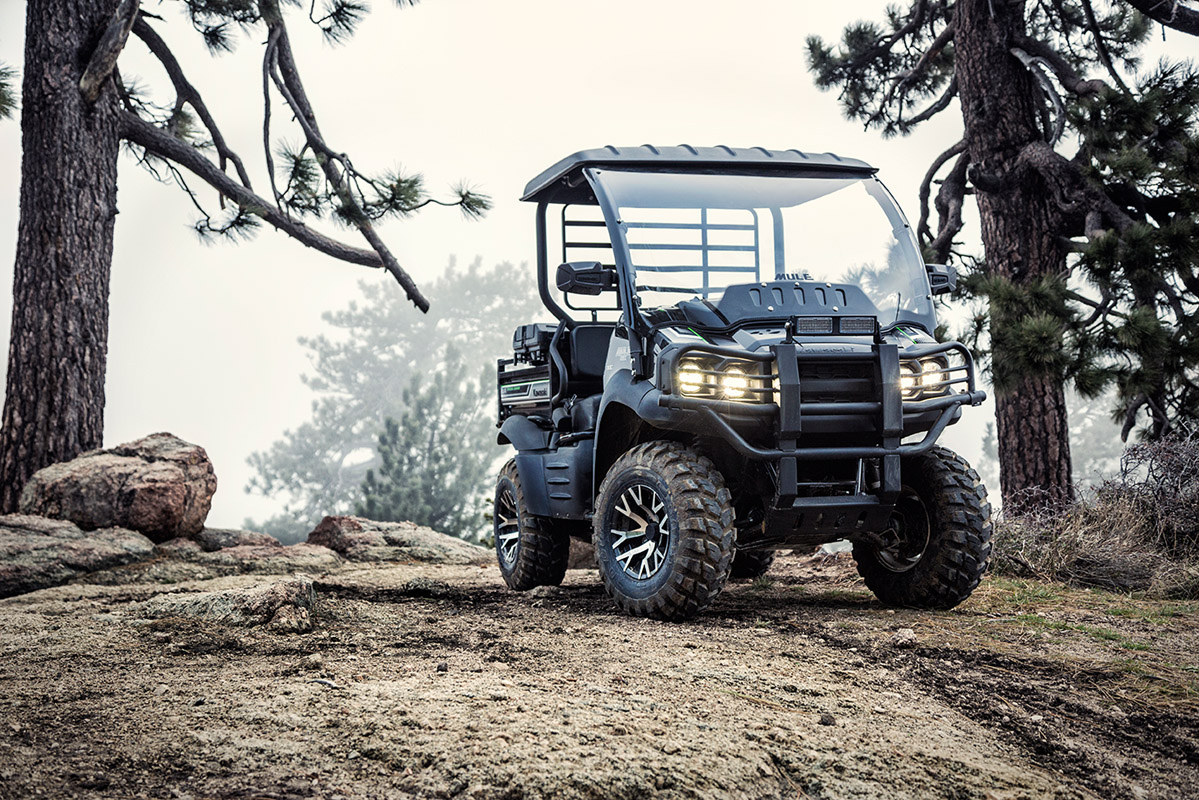 2017 Kawasaki Mule SX 4x4 XC SE in Traverse City, Michigan