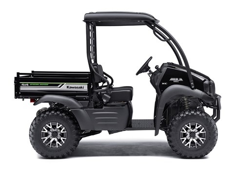 2017 Kawasaki Mule SX 4x4 XC SE in Middletown, New York