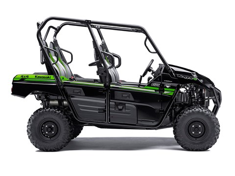 2017 Kawasaki Teryx4 in Mount Pleasant, Michigan