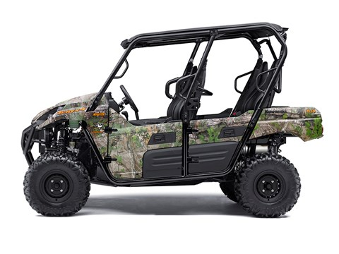 2017 Kawasaki Teryx4 Camo in Greenwood Village, Colorado