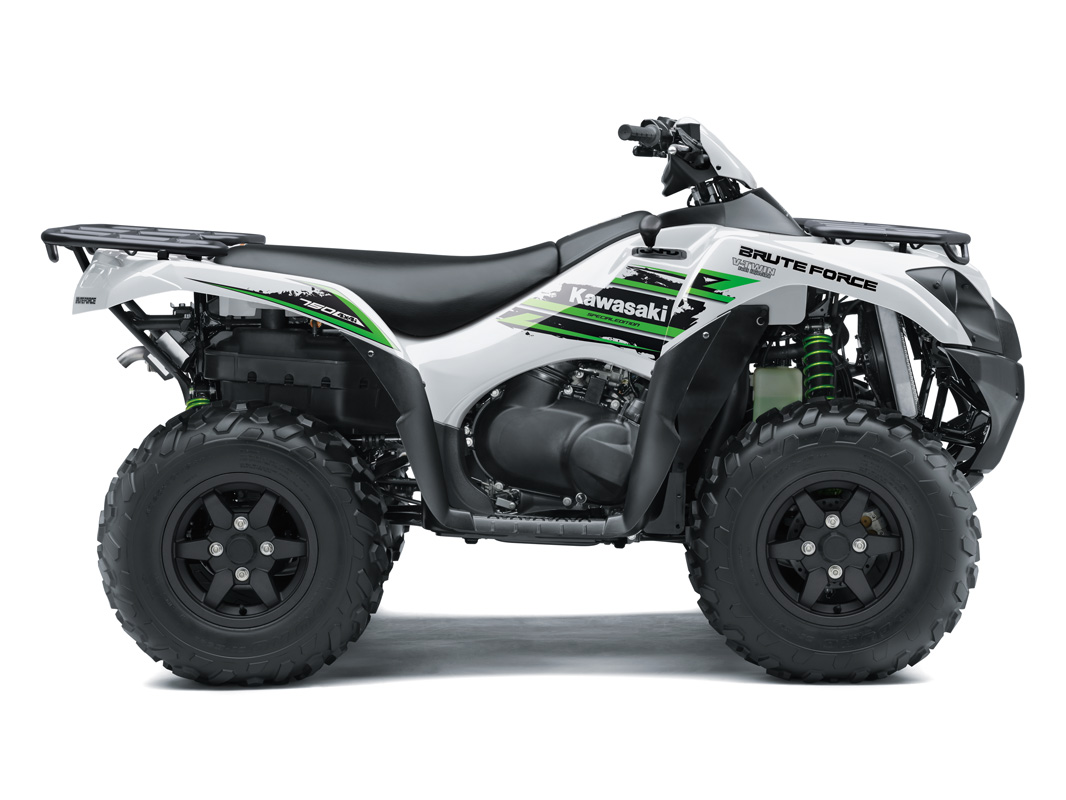 2018 Kawasaki Brute Force 750 4x4i EPS in Bremerton, Washington