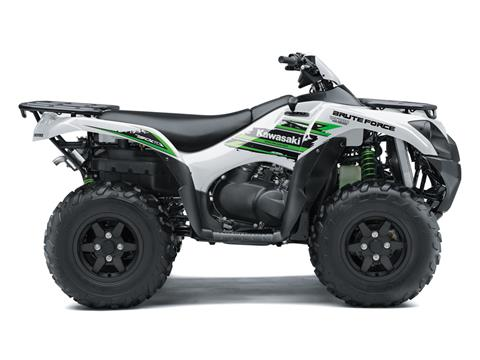 2018 Kawasaki Brute Force 750 4x4i EPS in Chickasha, Oklahoma