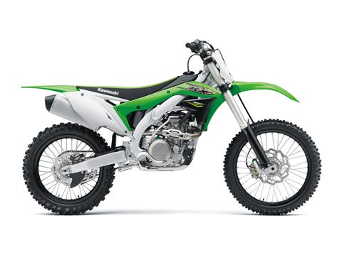 2018 Kawasaki KX 450F in Bremerton, Washington