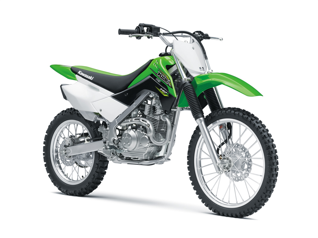 2018 Kawasaki KLX 140L in Barre, Massachusetts