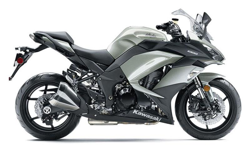 New 2018 Kawasaki Ninja 1000 Abs Motorcycles In Tarentum