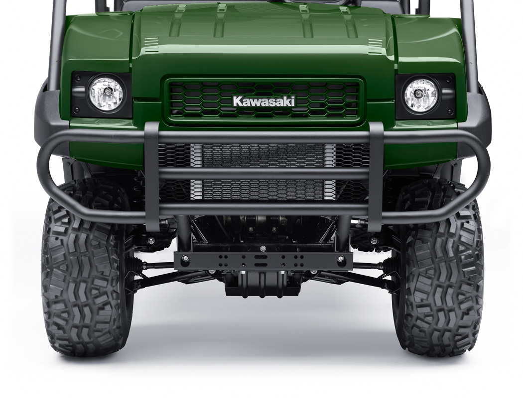 2018 Kawasaki Mule 4010 Trans4x4 in Moses Lake, Washington