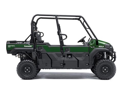 2018 Kawasaki Mule PRO-DXT EPS Diesel in Junction City, Kansas