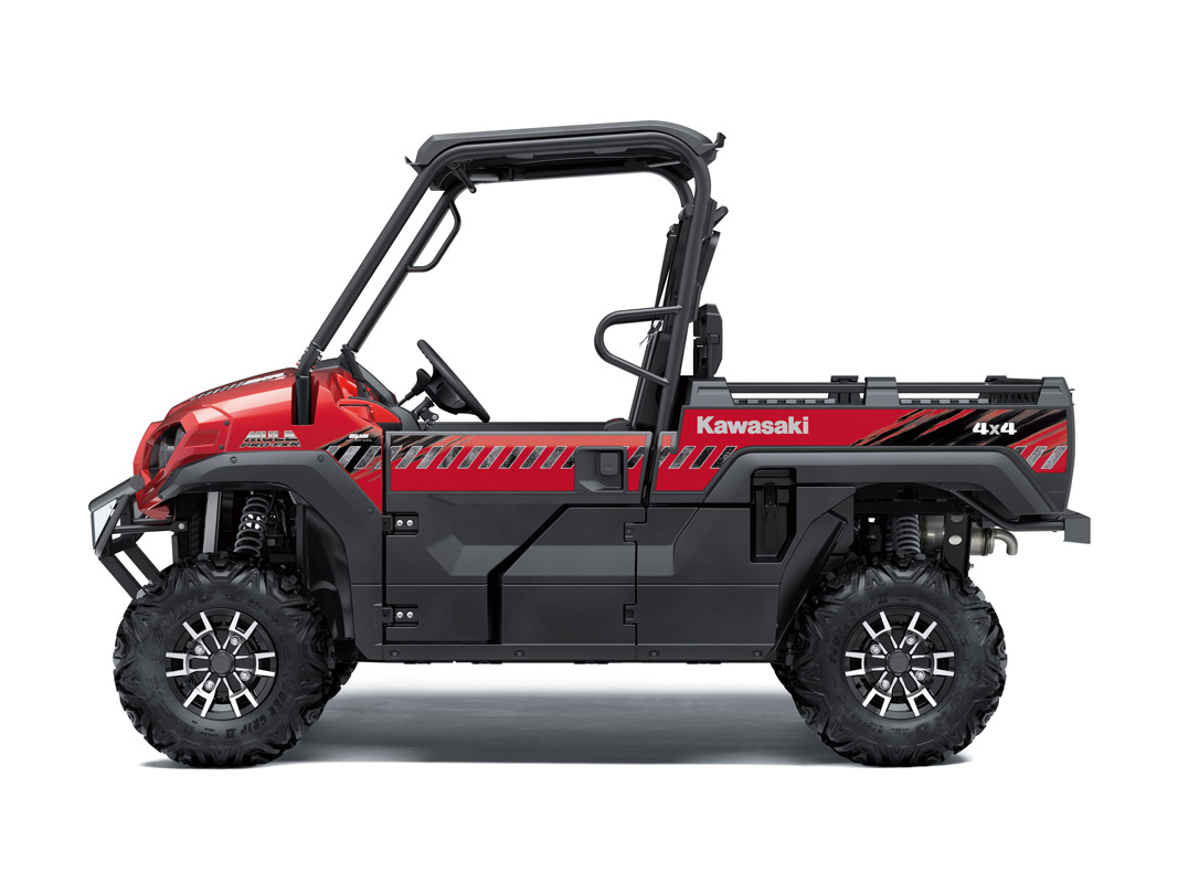 New 2018 Kawasaki Mule Pro Fxr Utility Vehicles In