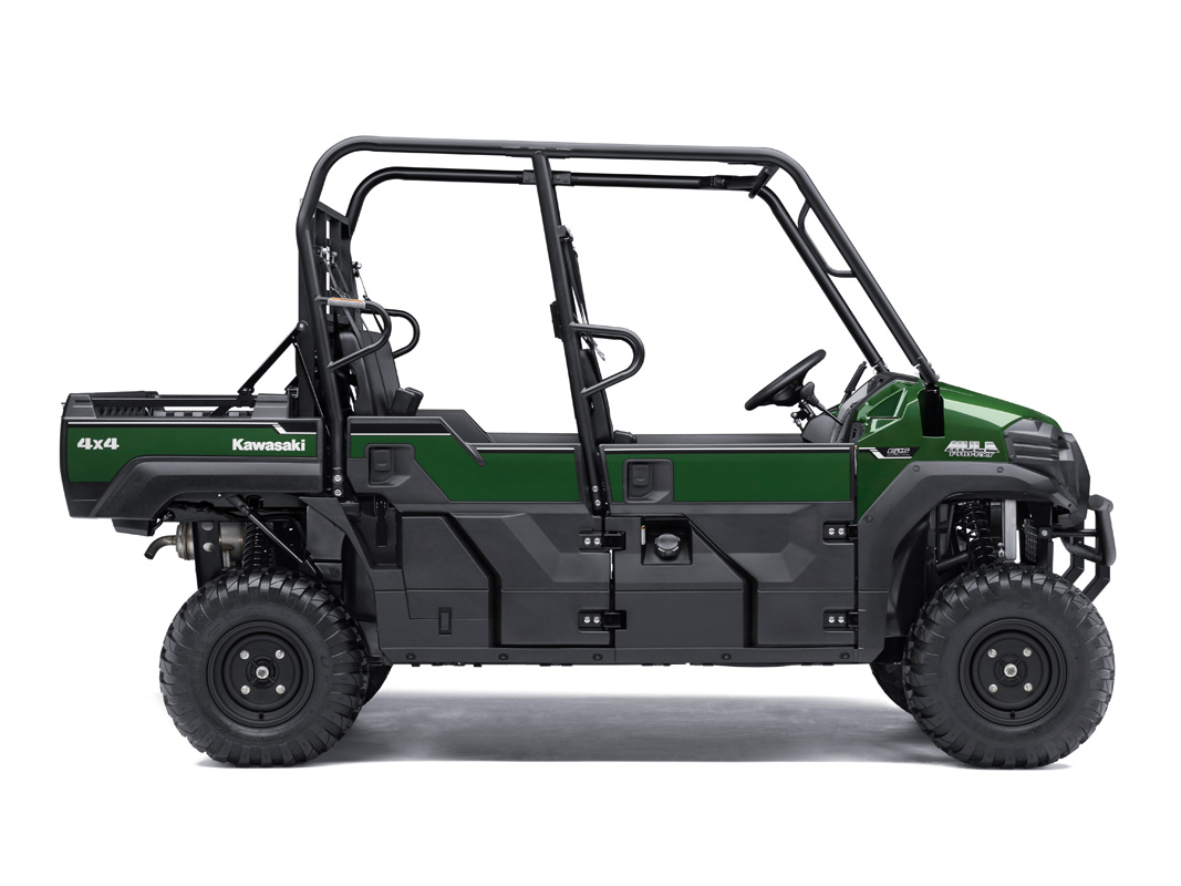 2018 Kawasaki Mule PRO-FXT EPS in Bellevue, Washington
