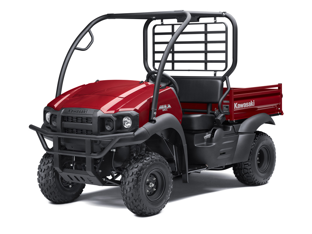 Kawasaki Mule Value