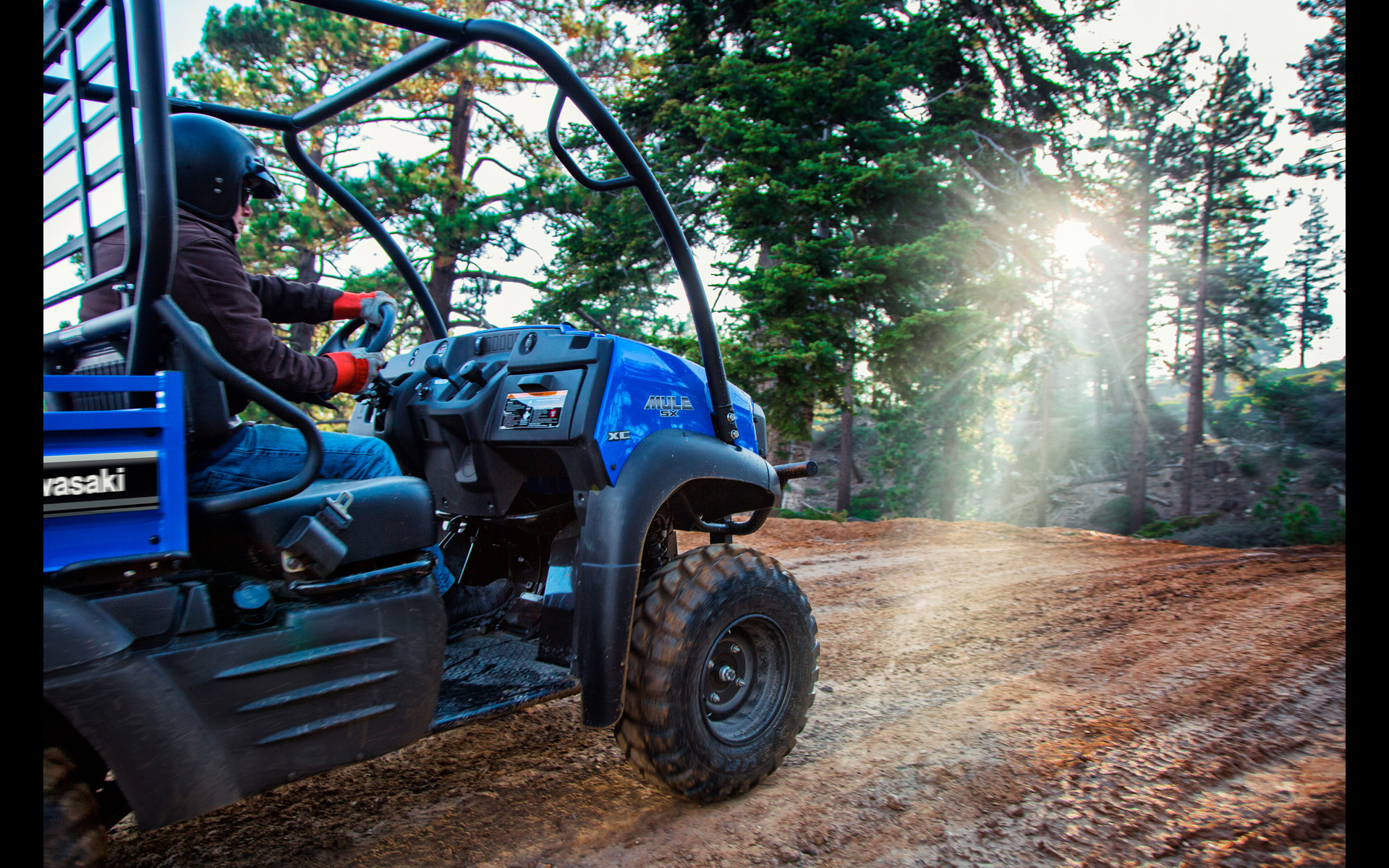 2018 Kawasaki Mule SX™ 4X4 XC in Paw Paw, Michigan