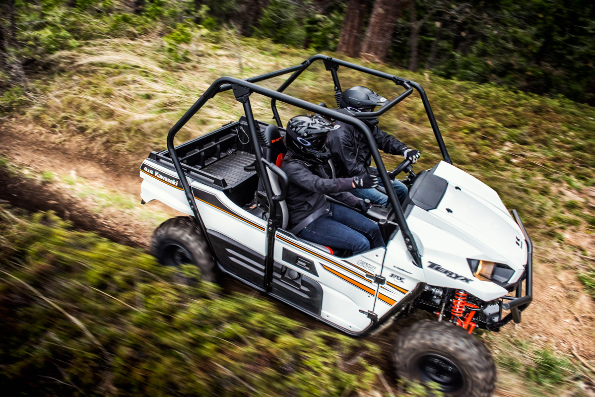 2018 Kawasaki Teryx in Moses Lake, Washington