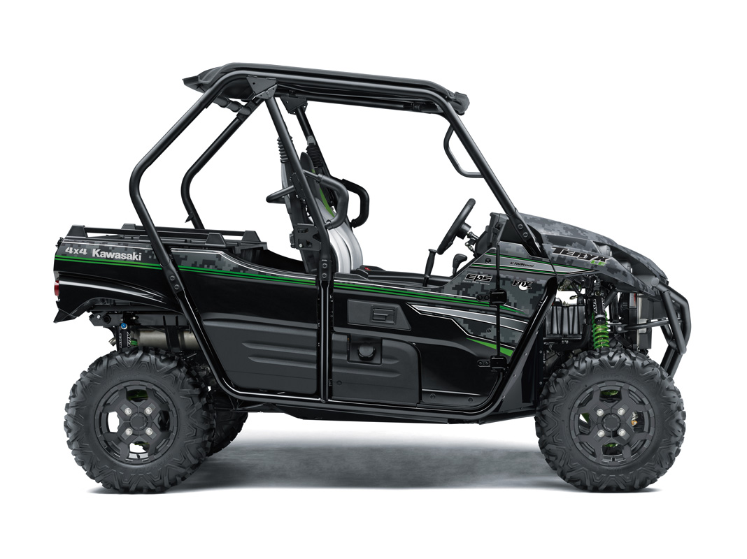 2018 Kawasaki Teryx LE Camo in Harrisonburg, Virginia