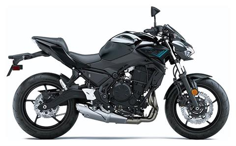 2021 Kawasaki Z650 in Berkeley Springs, West Virginia