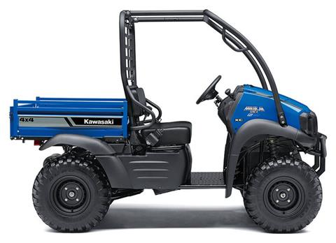 2021 Kawasaki Mule SX 4X4 XC FI in Berkeley Springs, West Virginia