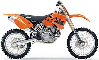 2003 KTM 525 SX in Costa Mesa, California