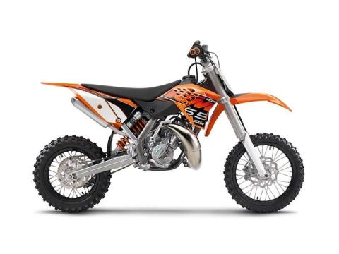 2014 KTM 65 SX in Johnson City, Tennessee