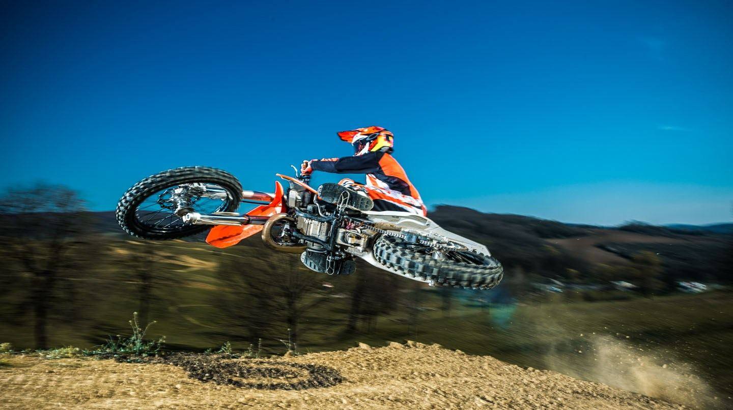 2016 KTM 125 SX in Johnson City, Tennessee - Photo 2